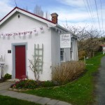 Not to be outdone by Kaipara Flats, Puhoi also has a very sweet, tiny library