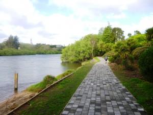 Hannah riverwalk